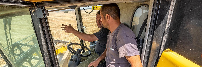 Responsable d'exploitation agricole