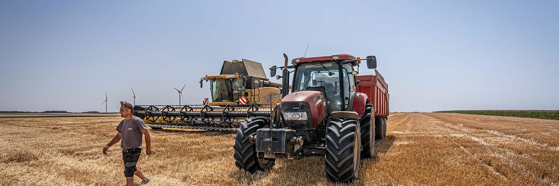 Métier agro équipement machinisme