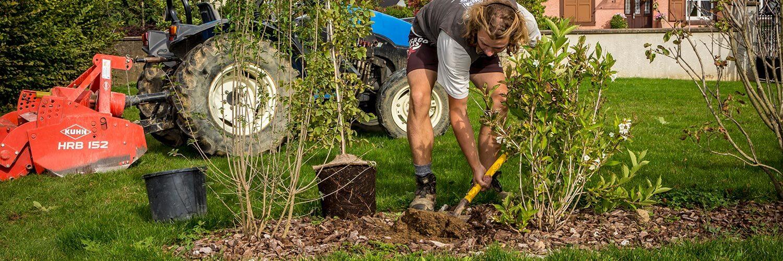 Métiers Responsable d'espaces verts