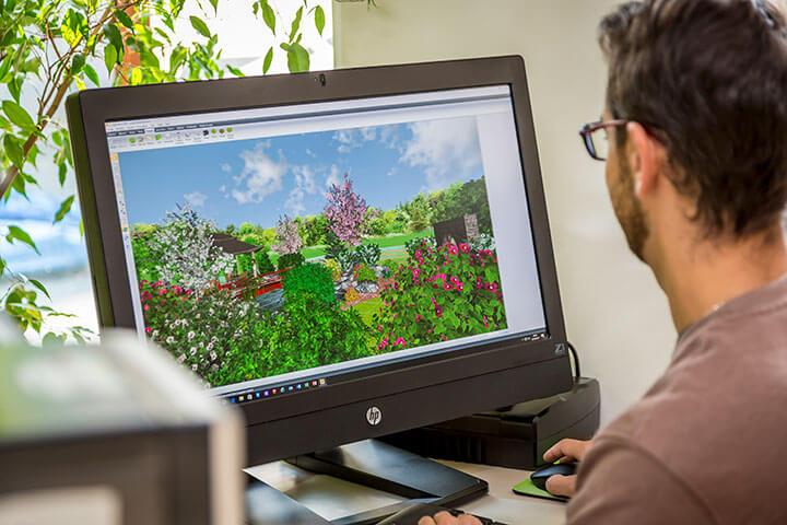 Métiers paysages jardins espaces verts