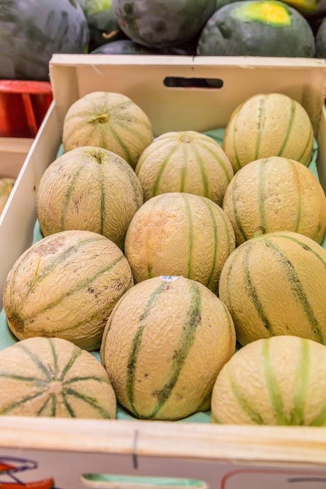 Melons de Charente
