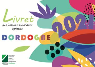 Livret d'emploi de saisonniers en Dordogne